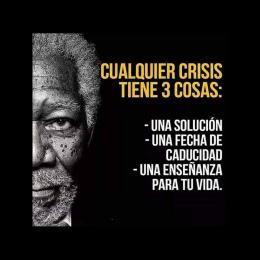 Las 3 lecciones que posee una crisis